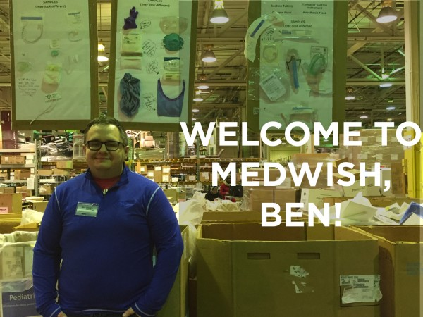 USE wELCOME bEN